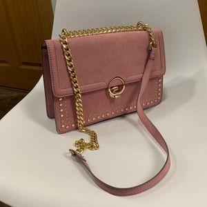 Pink topshop bag